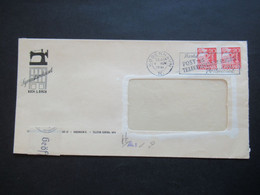 Dänemark 1941 Zensurbeleg / Mehrfachzensur OKW Zensurstreifen Geöffnet Nöhmaschine Koch & Birch Symaskinchuset - Cartas