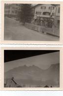 Enney Suisse Photo Amateur Classe De Neige - Luoghi