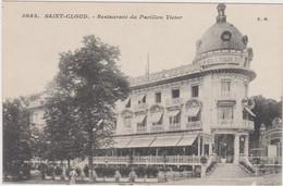 St-cloud Restaurant Du Pavillon Victor - Saint Cloud