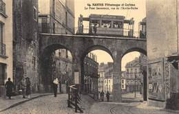 Nantes Pittoresque Et Curieux - Le Pont Sauvetout Rue De L'Arche-Sèche - Cecodi N'1146 - Nantes