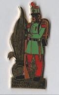 Pin's Grenadier De La 2èmr R E 1855-1856 - Militair & Leger