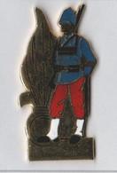 Pin's Légionnaire Tonkin 1885 - Militair & Leger