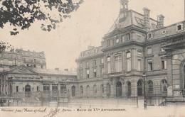 V28-75) PARIS - MAIRIE DU XV° ARRONDISSEMENT   - (OBLITERATION DE 1903 - 2 SCANS) - Distretto: 15