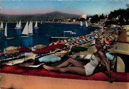 La Côte D'Azur Et Tous Ses Plaisirs - Pin-Ups