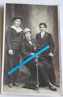 1918 1920 Ancien Combattant Invalide Légion Honneur Croix Guerre Casque Adrian Colonial Marsouin Marine Ww1 Photo - War, Military