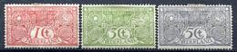 VE0374-1 OLANDA 1906 Prevenzione Della Tubercolosi, MH*, Serie Completa, Valore Catalogo € 100, Ottime Condizioni - Unused Stamps