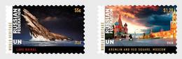 VN / UN (New York) - Postfris / MNH - Complete Set Werelderfgoed Rusland 2020 - Unused Stamps