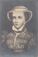 Histoire - Angleterre France - Portrait Marie Stuart - Geschichte