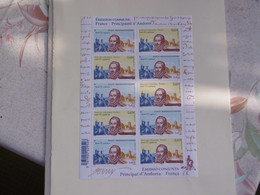 FRANCE 2012   F4698   * *   FEUILET EMISSION CONJOINTE HENRI IV LUXE - Nuovi