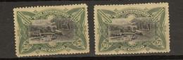 Congo Belge Ocb Nr : 24 * MH  (zie Scan) 2 Couleurs - 1894-1923 Mols: Mint/hinged