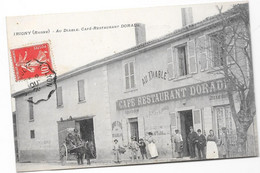 IRIGNY Au Diable  Café Restaurant Dorade - Non Classificati