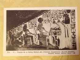 Egypte Nouvel Empire Tombe De La Reine Nefert Ari Nefertari - Geschichte