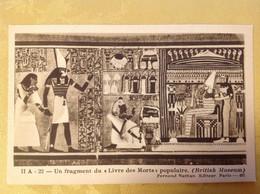 Egypte Livre Des Morts - Geschichte