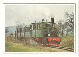 "TRAIN - Locomotive à Vapeur - (CPSM 10,5 X 14,9 Cm) - Photo ""E.M. Bordis / Mauritius"" - Trenes"