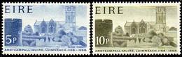 Irlande N° 205 Et 206 ** Architecture - Cathédral Sainte-Marie à Luimneach - Ohne Zuordnung