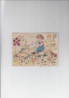 Handgemaakte Kinderkaart Met Kraaltjes - Petite Berthe - Perle