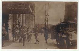 Autos // Voiture Ancienne Pour L'armée - Turismo