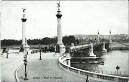 LIEGE - Pont De Fragnée - Oblitération De 190? - Liege