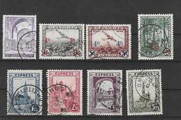 Belgien - Selt./gest. Lot Aus 1929/38 - Aus Michel 266/478! - Usados