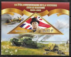 CONGO  BF   * *   Guerre  Char Avions  Churchill - Sir Winston Churchill
