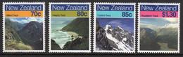 New Zealand 1988 Set Of  Stamps Celebrating Scenic Walking Trails. - Nuovi
