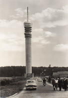 DC4627 - Ak Schwerin Fernsehturm Mit Turmcafé - Schwerin