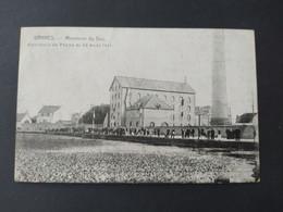 Vannes - Concours De Pêche Du 20 Août 1911 à La Minoterie à Cylindres Du Duc - BOTERF & Touzée - Vannes