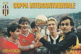 San Marino - 100° Anniversario Juventus - Tokyo 1985 - Saint-Marin