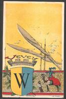 Carte P ( Vevey / Litho Spengler ) - VD Vaud
