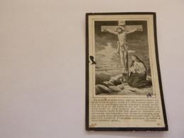 Doodsprentje  ( 5048 )  Lenaert  -  Kruibeke  Calloo  Kruibeke     1921 - Obituary Notices