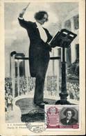 61711 Russia, Maximum 1954 Music Composer Anton Rubinstein,conductor And Pianist,Dirigent Und Pianist, - Música