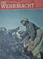 Rivista - Herausgegeben Vom Oberkommando - Die Wehrmacht - Januar 1944 - Autres