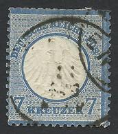 Germany, 7 Kr. 1872, Sc # 10, Mi # 10, Used.. - Oblitérés