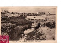 110. QUIBERON -  Le Petit Port De St-Clément. CPA RARE.  A Circulé.  ETAT NEUF.  Voir SCANS Recto-verso - Quiberon