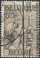 BELGIUM 1933 Anti-tuberculosis Fund - 75c.+15c - Anti-T.B. Symbol AVU - Usados