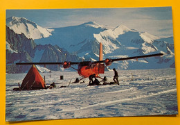 13160 -  British Antarctic Survey Twin Otter Aircraft At Sibelius Glacier - Other