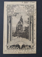 Allemagne - Hirschensprung In Carlsbad (Karlsbad) Paon / Timbre Et Cachet 1900 - Non Classificati