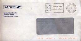France Flamme 1999 Libourne Service Client Courrier  Dites Le Avec Des Prêt à Poster PAP - La Poste-- 1394 - 1961-....