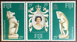 Fiji 1978 Coronation Anniversary MNH - Fiji (1970-...)