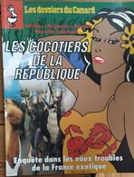 Les Dossiers Du Canard_N°59_avril 1996_ Les Cocotiers De La République - Politics
