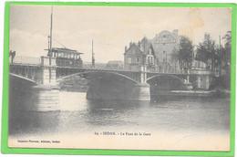 08 SEDAN - Pont De La Gare - Tramway - Sedan