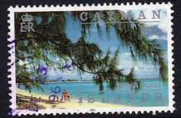 Cayman Islands 1991 Island Scenes Definitives 15c Value, Used, SG 726 (WI) - Cayman Islands
