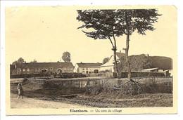 BUTGENBACH  ELSENBORN  Un Coin Du Village - Butgenbach - Buetgenbach