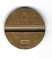 Espagne -Monnaie - JETON Téléphonique Espagnol - Gettone Telefonico - - Other