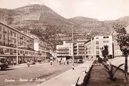 Cartolina - Cassino - Piazza A. Labriola - 1959 - Frosinone