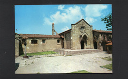 CG62 - Italia - Fiesole - San Francesco - La Chiesa - Zonder Classificatie