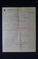 GUERRE 1939/45 - Demande De Certificat De Combattant 39/40 D'un Sous-Marinier (Sous-Marin CIRCE) - L 85077 - Documentos