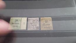 LOT527485 TIMBRE DE MONACO NEUF* N°48 A 50 VALEUR 47 EUROS - Collections, Lots & Series