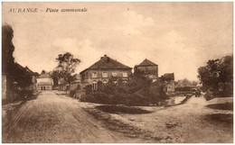 AUBANGE - Place Communale - Aubange