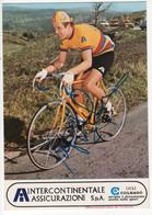 PIETRO ALGERI SIGNEE INTERCONTINENTALE ASSICURAZIONI - Cycling